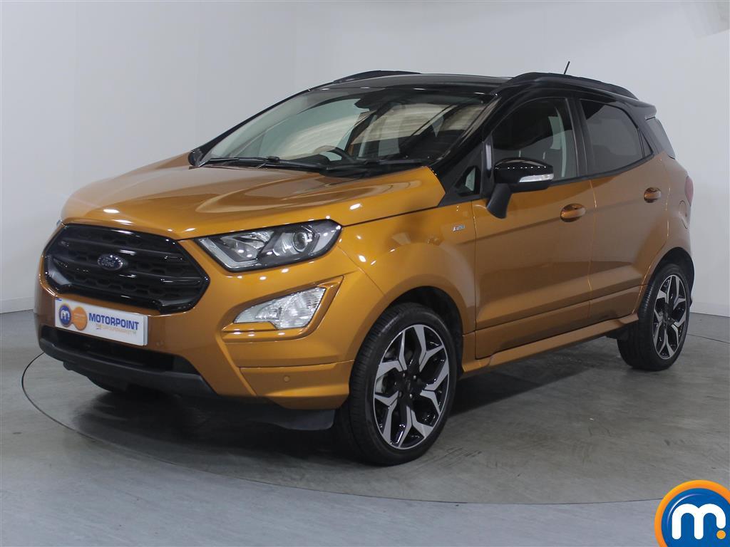 Ford Ecosport ST-Line - Stock Number 1050920 Passenger side front corner