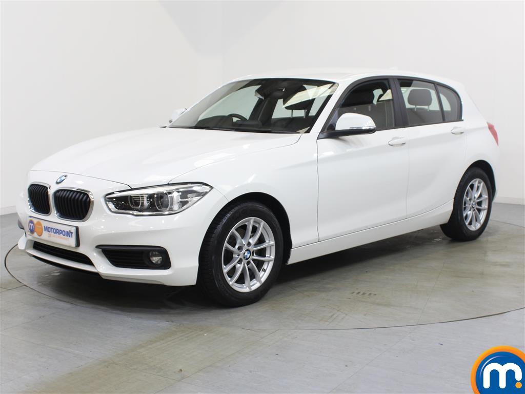 BMW 1 Series SE Business - Stock Number 1049349 Passenger side front corner