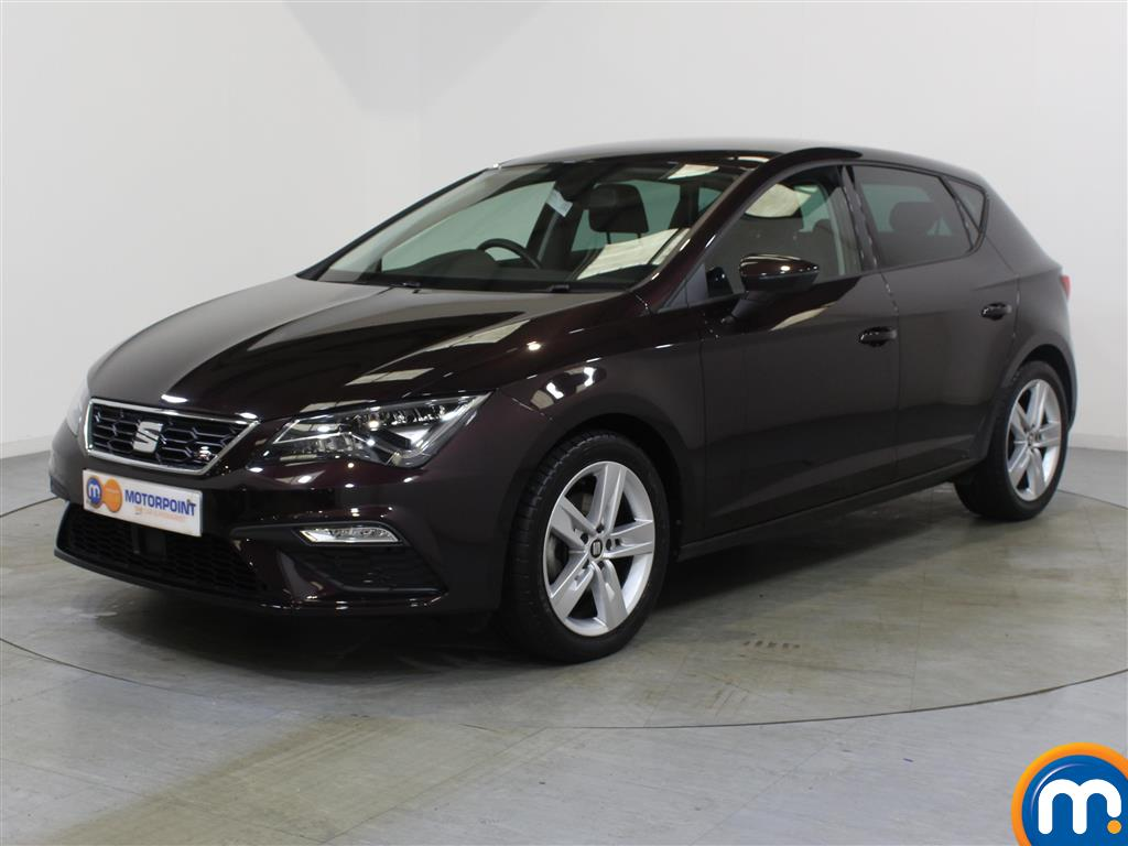 Seat Leon FR Technology - Stock Number 1052118 Passenger side front corner