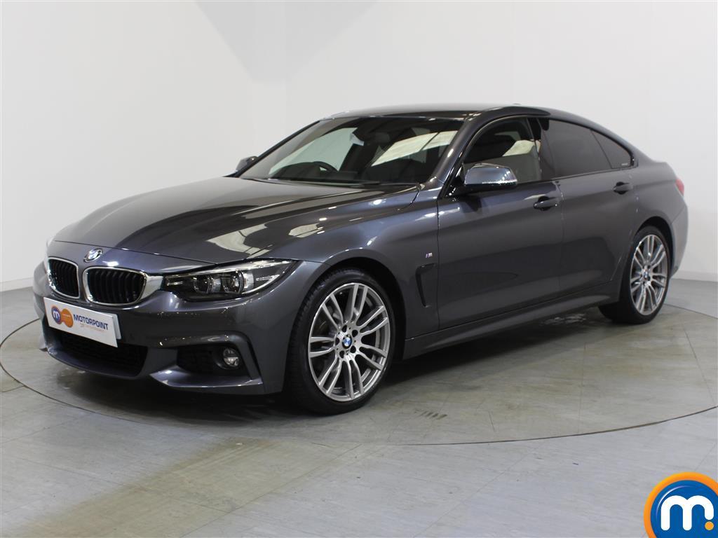BMW 4 Series M Sport - Stock Number 1050071 Passenger side front corner