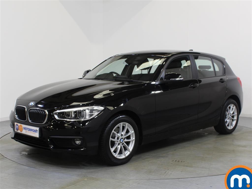 BMW 1 Series SE Business - Stock Number 1048699 Passenger side front corner
