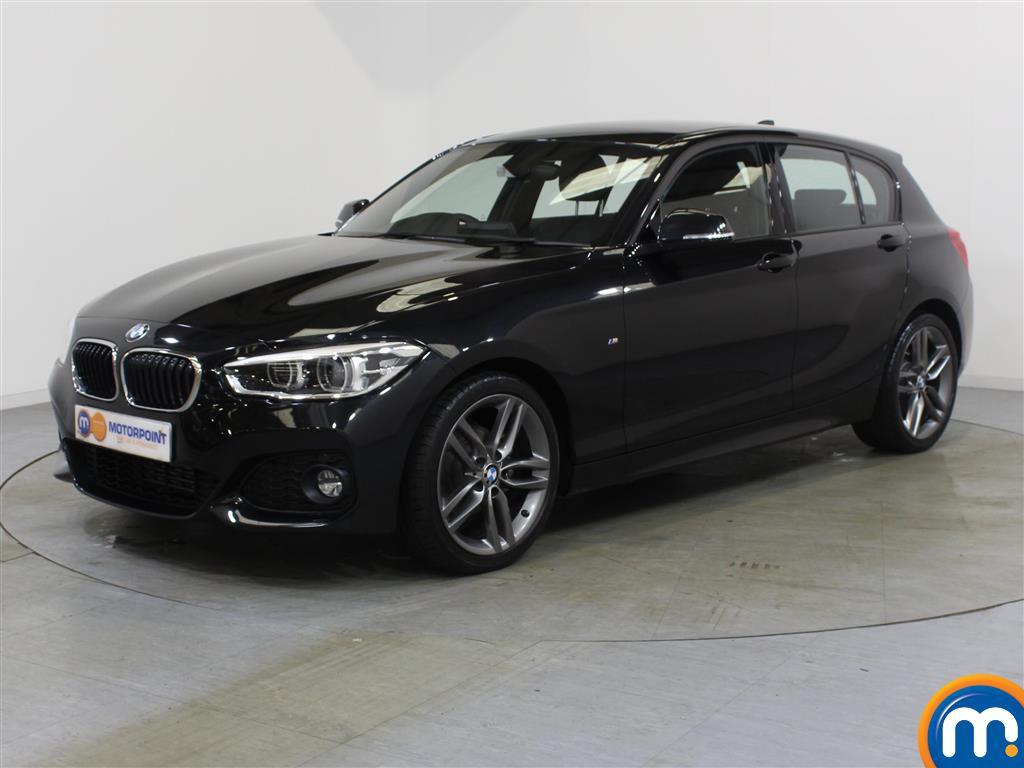 BMW 1 Series M Sport - Stock Number 1050037 Passenger side front corner