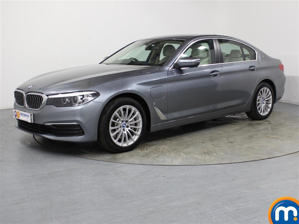 BMW 5 Series SE - Stock Number 1047697 Passenger side front corner