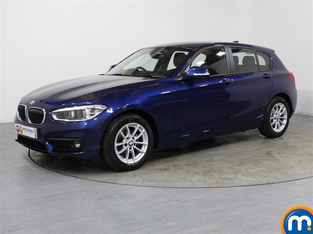 BMW 1 Series SE Business - Stock Number 1049560 Passenger side front corner
