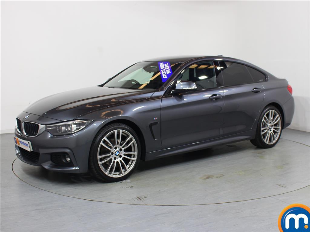 BMW 4 Series M Sport - Stock Number 1050088 Passenger side front corner