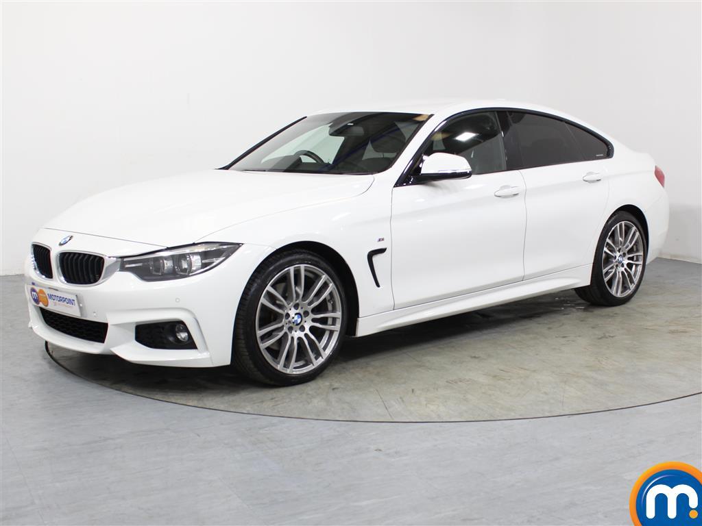 BMW 4 Series M Sport - Stock Number 1048966 Passenger side front corner
