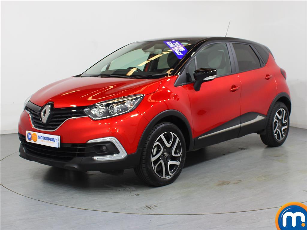 Renault Captur Iconic - Stock Number 1048477 Passenger side front corner
