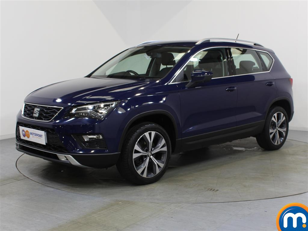 Seat Ateca SE Technology - Stock Number 1052007 Passenger side front corner