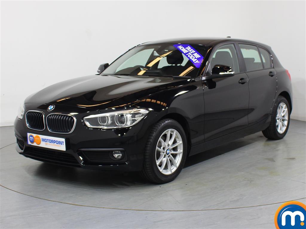 BMW 1 Series SE Business - Stock Number 1048706 Passenger side front corner