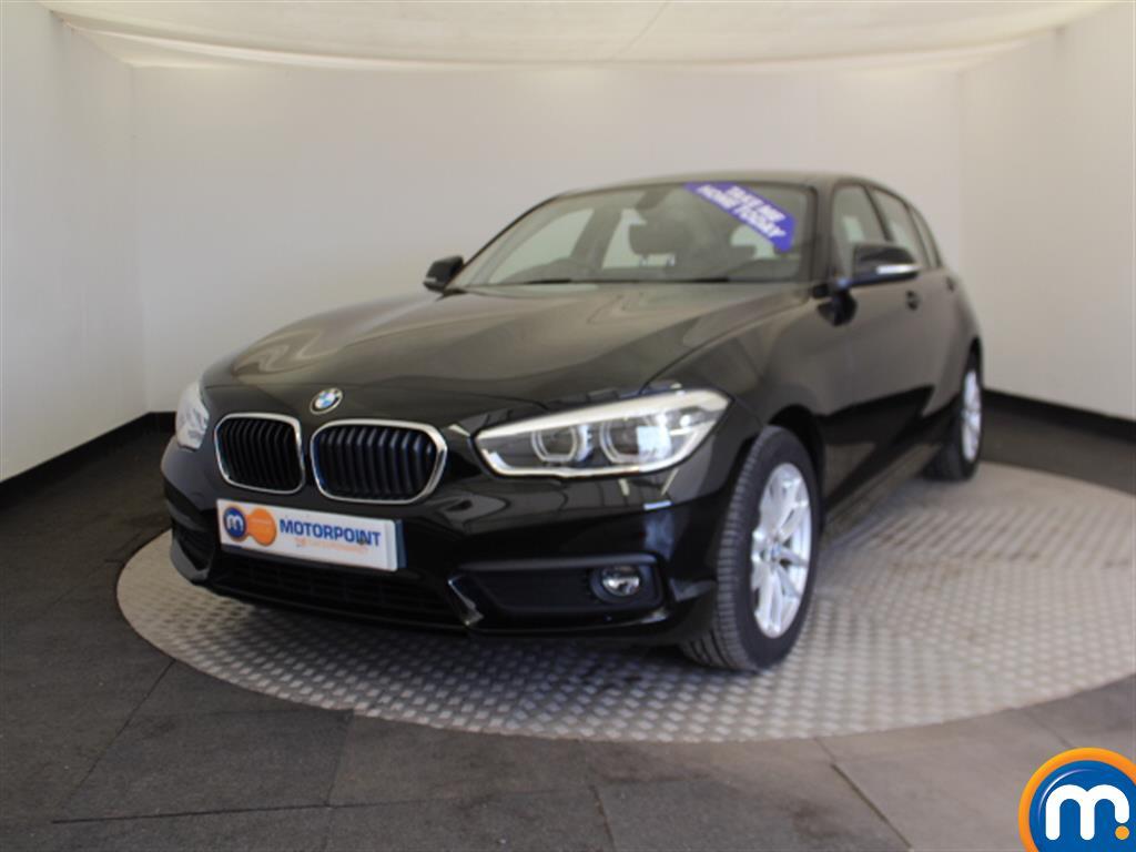 BMW 1 Series SE Business - Stock Number 1048700 Passenger side front corner