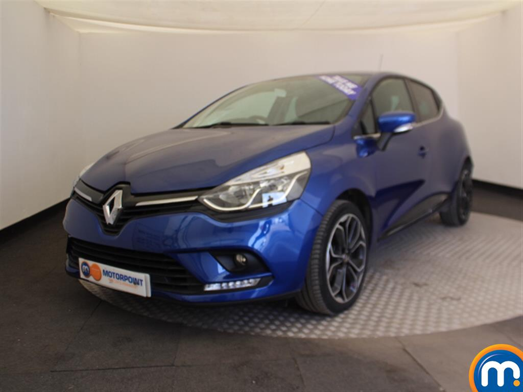 Renault Clio Iconic - Stock Number 1046756 Passenger side front corner