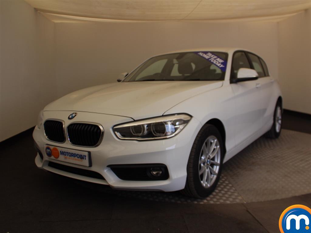 BMW 1 Series SE Business - Stock Number 1049387 Passenger side front corner