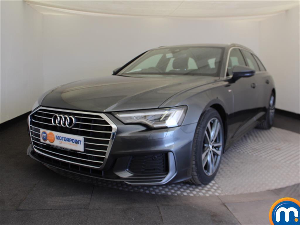 Audi A6 S Line - Stock Number 1051479 Passenger side front corner
