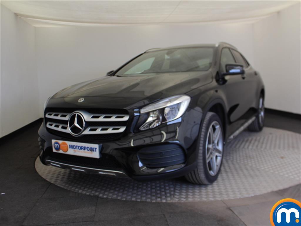 Mercedes-Benz Gla Class AMG Line - Stock Number 1052288 Passenger side front corner