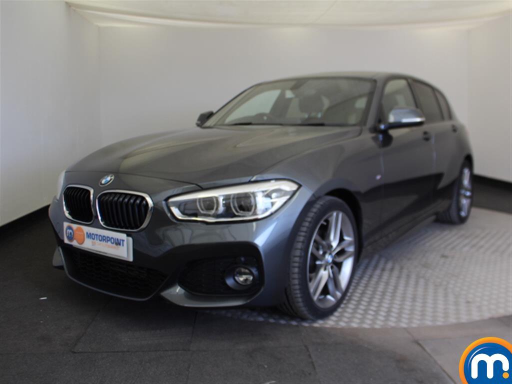 BMW 1 Series M Sport - Stock Number 1050153 Passenger side front corner