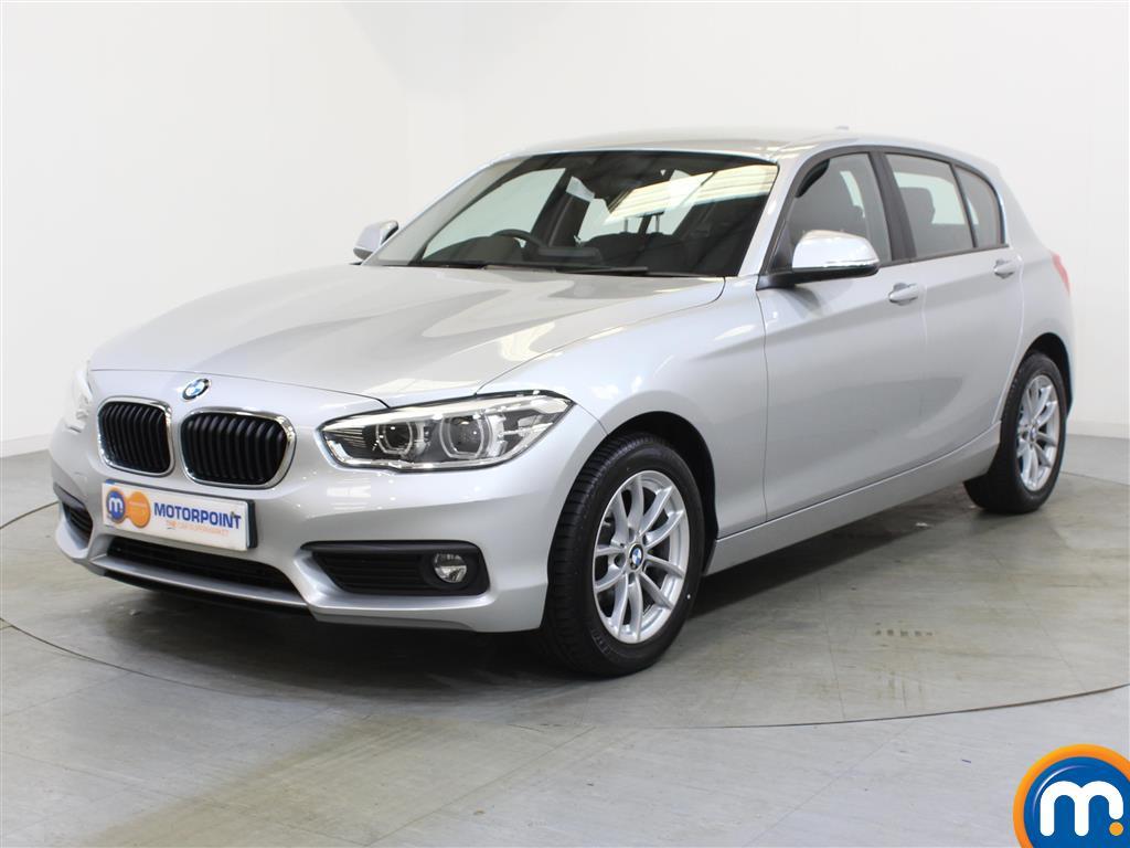 BMW 1 Series SE Business - Stock Number 1049442 Passenger side front corner