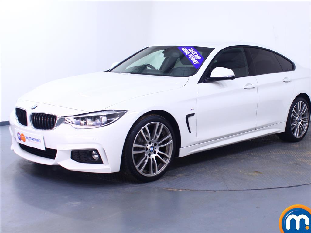 BMW 4 Series M Sport - Stock Number 1049966 Passenger side front corner