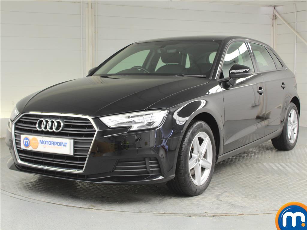 Audi A3 SE - Stock Number 1044871 Passenger side front corner