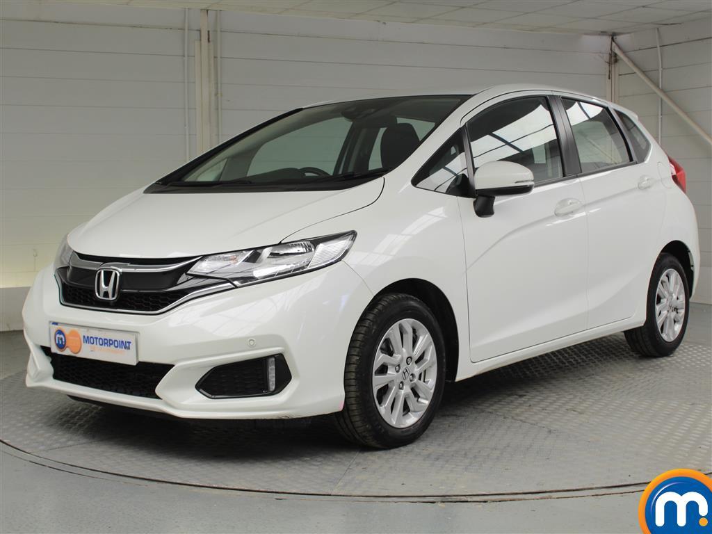 Honda Jazz SE Navi - Stock Number 1047335 Passenger side front corner