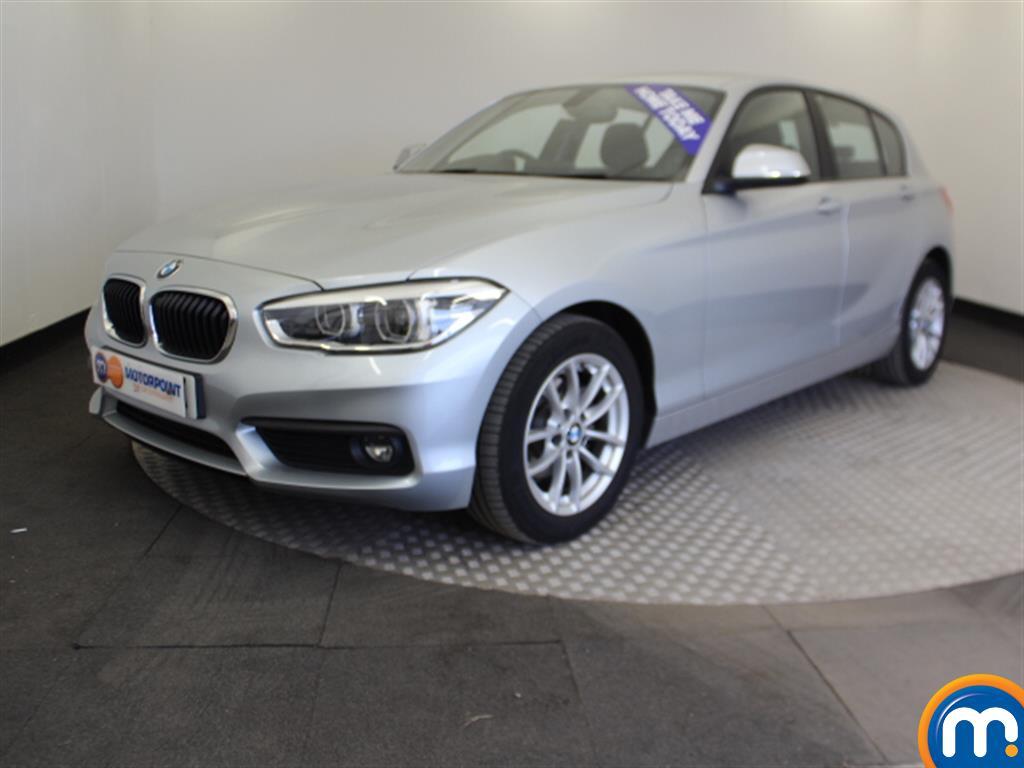 BMW 1 Series SE Business - Stock Number 1049464 Passenger side front corner