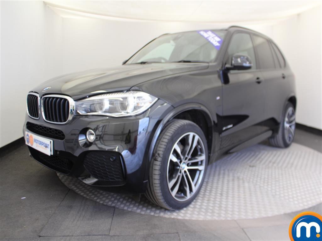BMW X5 M Sport - Stock Number 1049635 Passenger side front corner