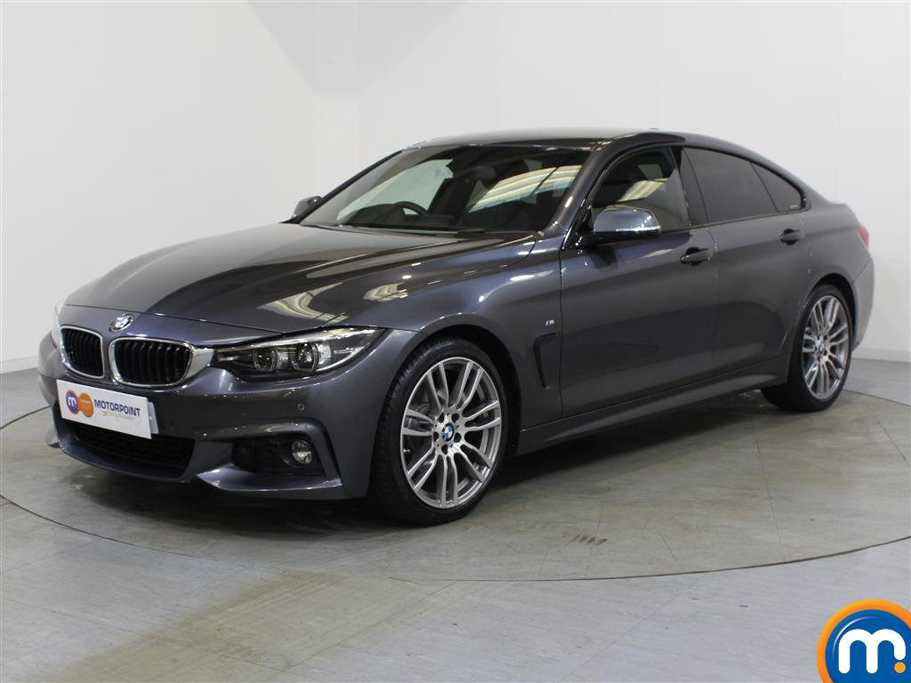 BMW 4 Series M Sport - Stock Number 1050074 Passenger side front corner