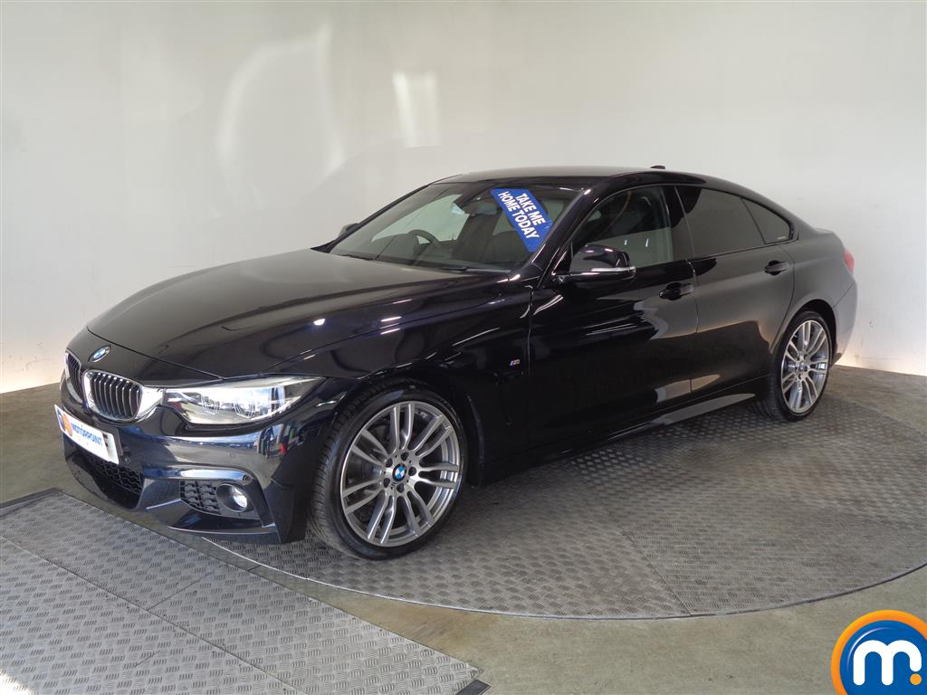 BMW 4 Series M Sport - Stock Number 1050175 Passenger side front corner