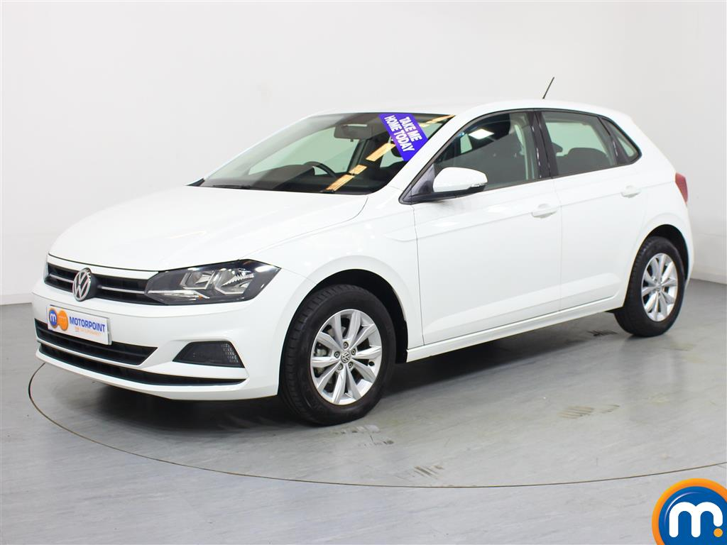 Volkswagen Polo SE - Stock Number 1050459 Passenger side front corner