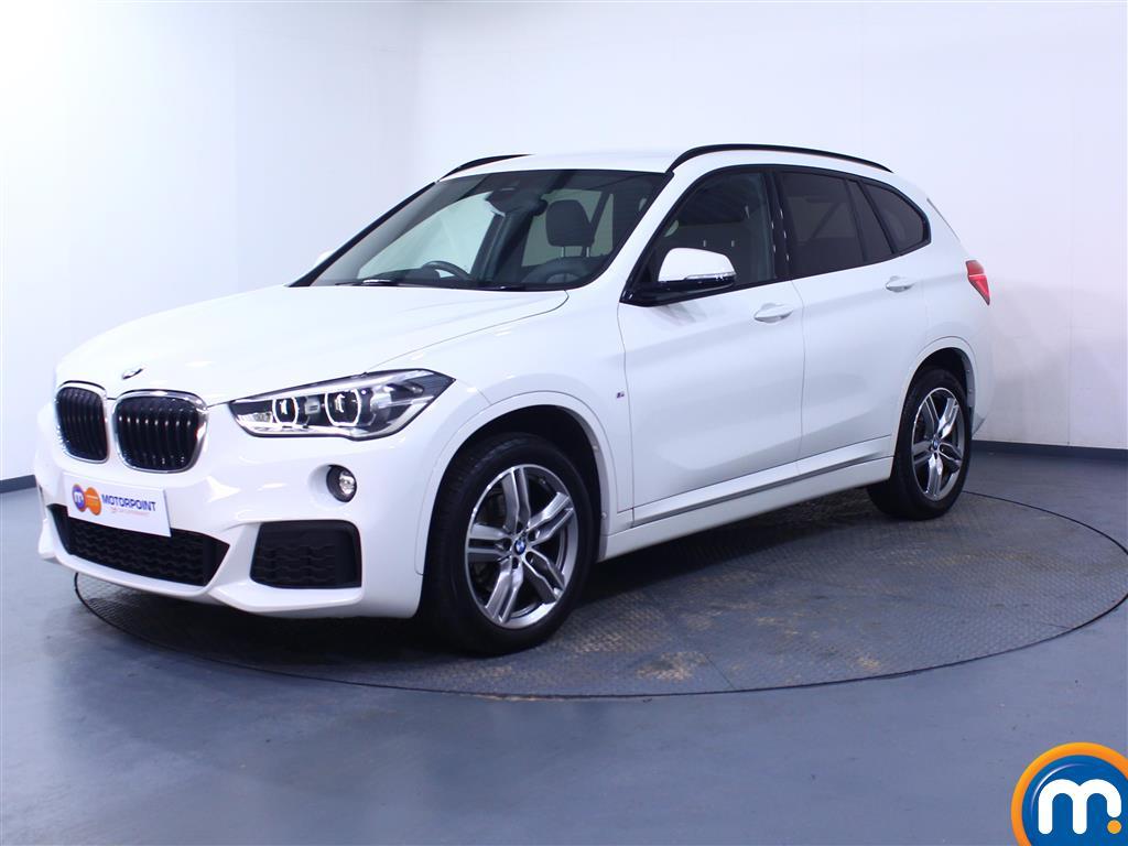 BMW X1 M Sport - Stock Number 1052655 Passenger side front corner