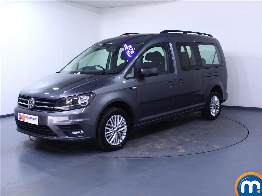 Volkswagen Caddy Maxi Life 2.0 TDI 5dr - Stock Number 1049944 Passenger side front corner