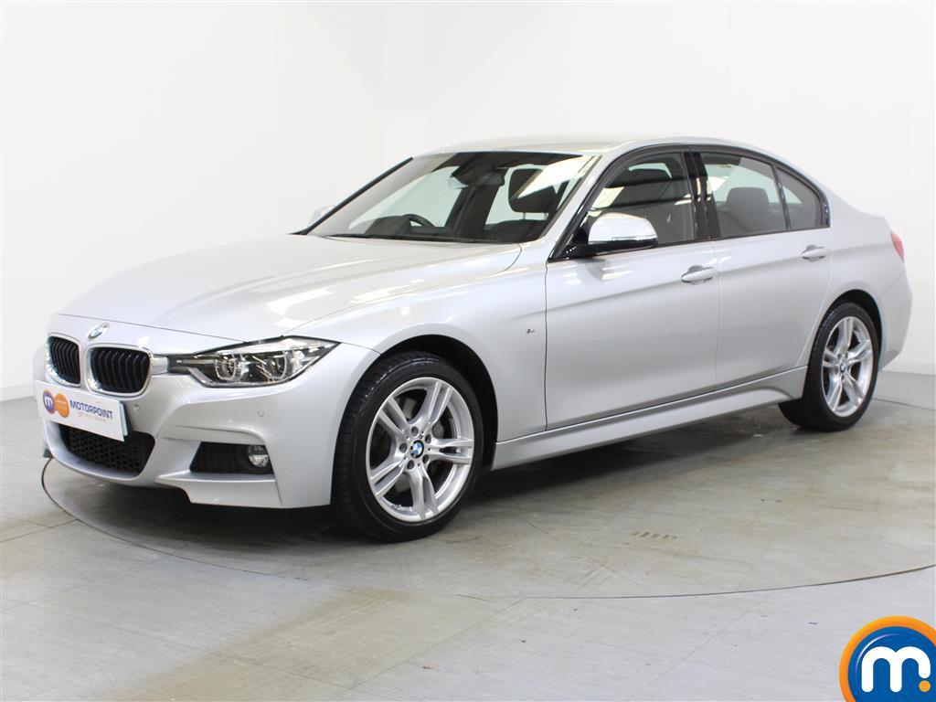 BMW 3 Series M Sport - Stock Number 1053542 Passenger side front corner