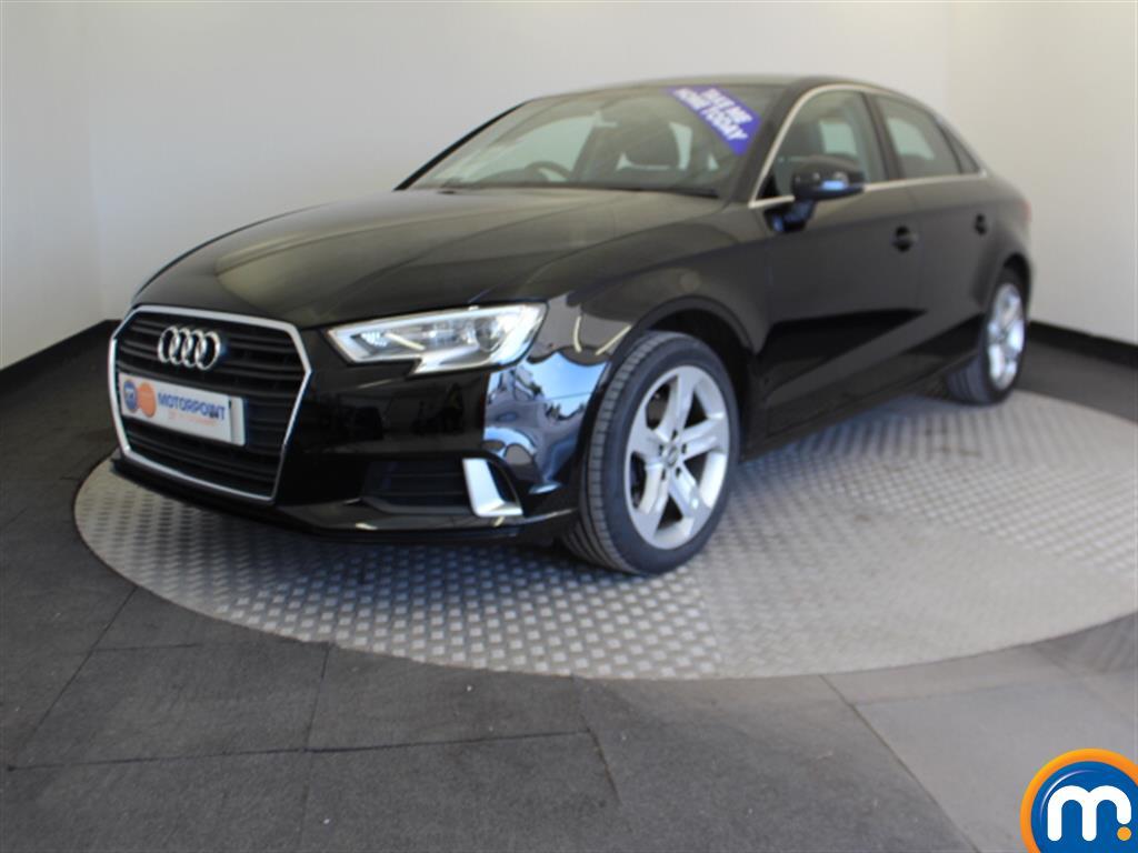 Audi A3 Sport - Stock Number 1052444 Passenger side front corner
