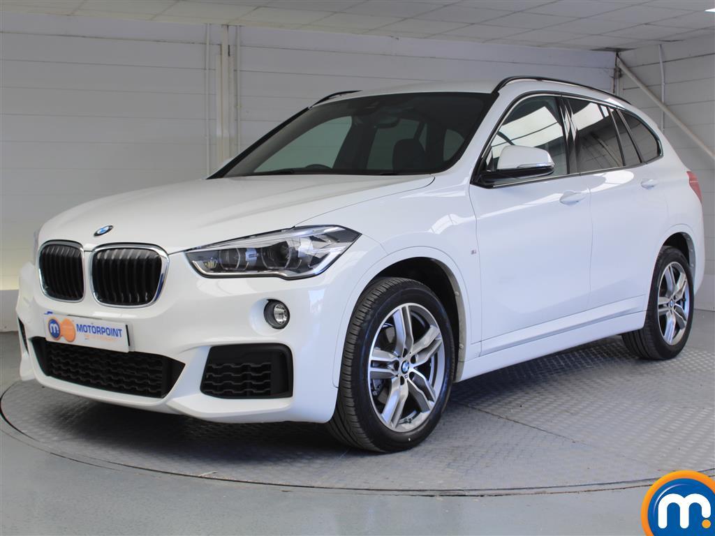 BMW X1 M Sport - Stock Number 1048531 Passenger side front corner