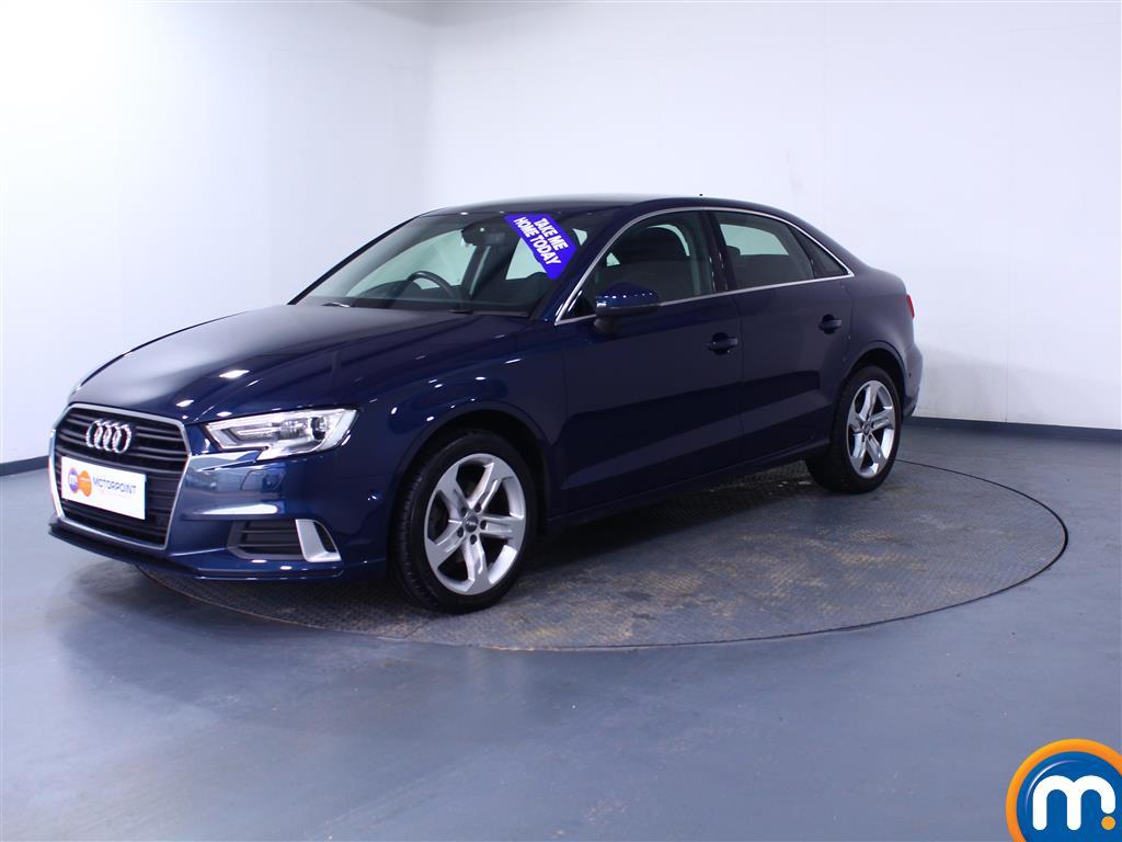 Audi A3 Sport - Stock Number 1052278 Passenger side front corner