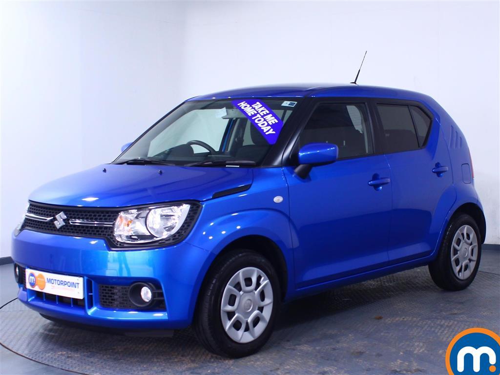 Suzuki Ignis SZ3 - Stock Number 1052649 Passenger side front corner
