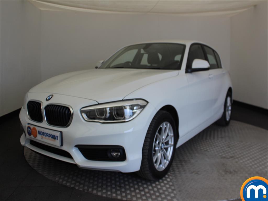 BMW 1 Series SE Business - Stock Number 1048686 Passenger side front corner