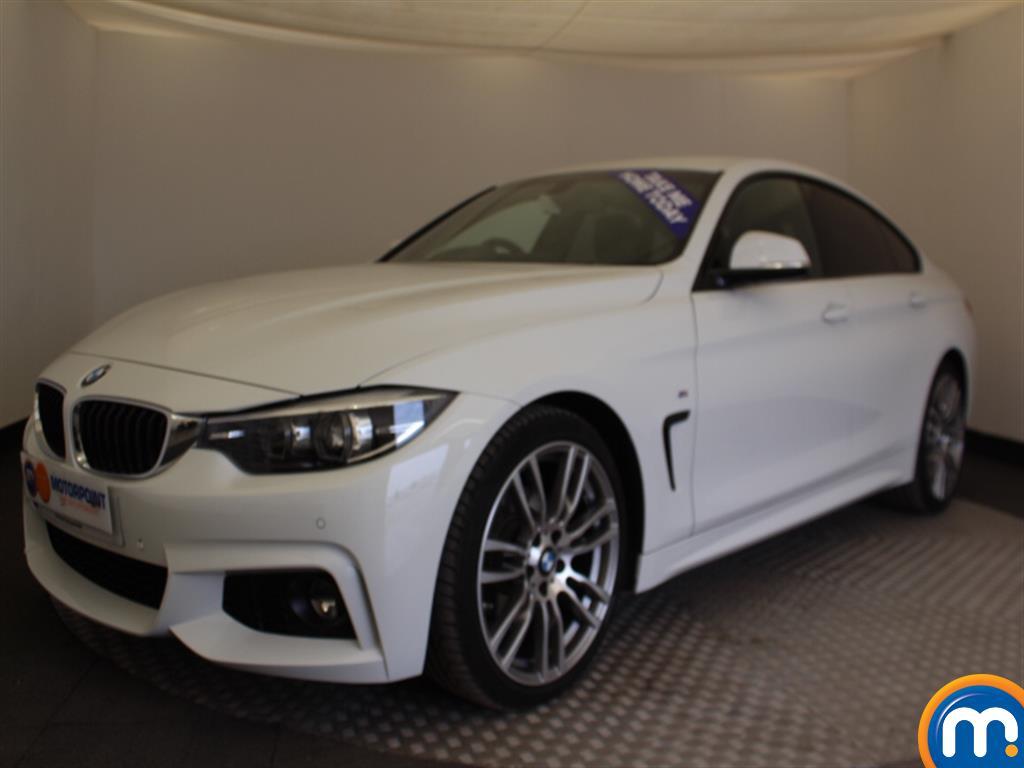 BMW 4 Series M Sport - Stock Number 1050190 Passenger side front corner