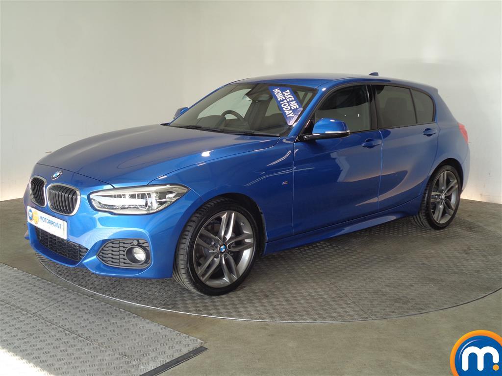 BMW 1 Series M Sport - Stock Number 1050148 Passenger side front corner