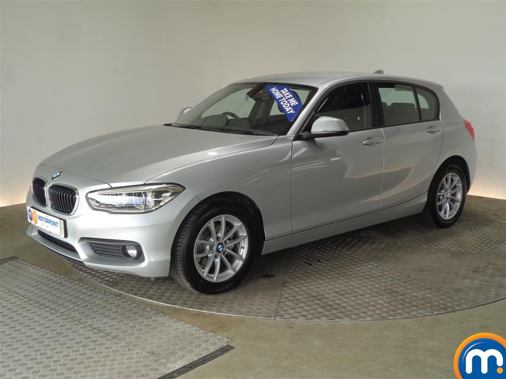 BMW 1 Series SE Business - Stock Number 1049451 Passenger side front corner