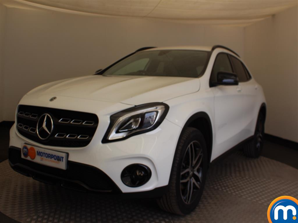 Mercedes-Benz Gla Class Urban Edition - Stock Number 1051112 Passenger side front corner