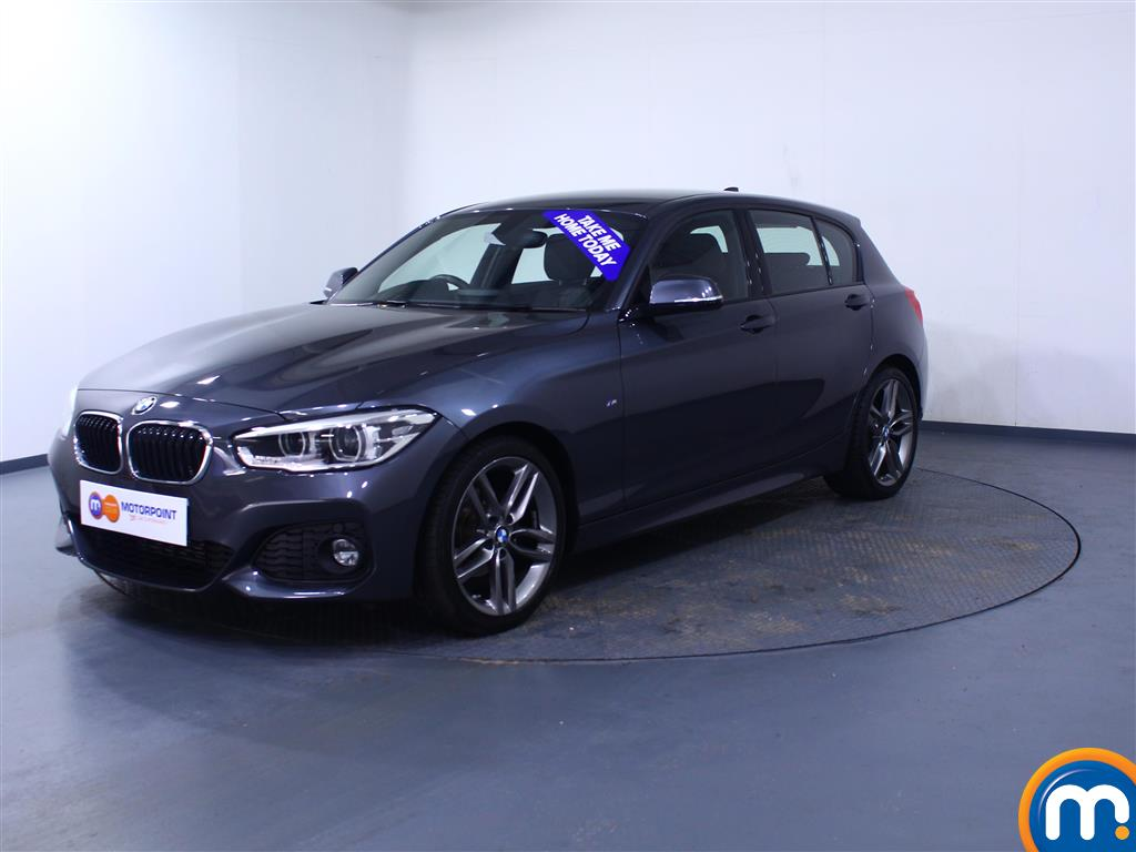 BMW 1 Series M Sport - Stock Number 1050116 Passenger side front corner