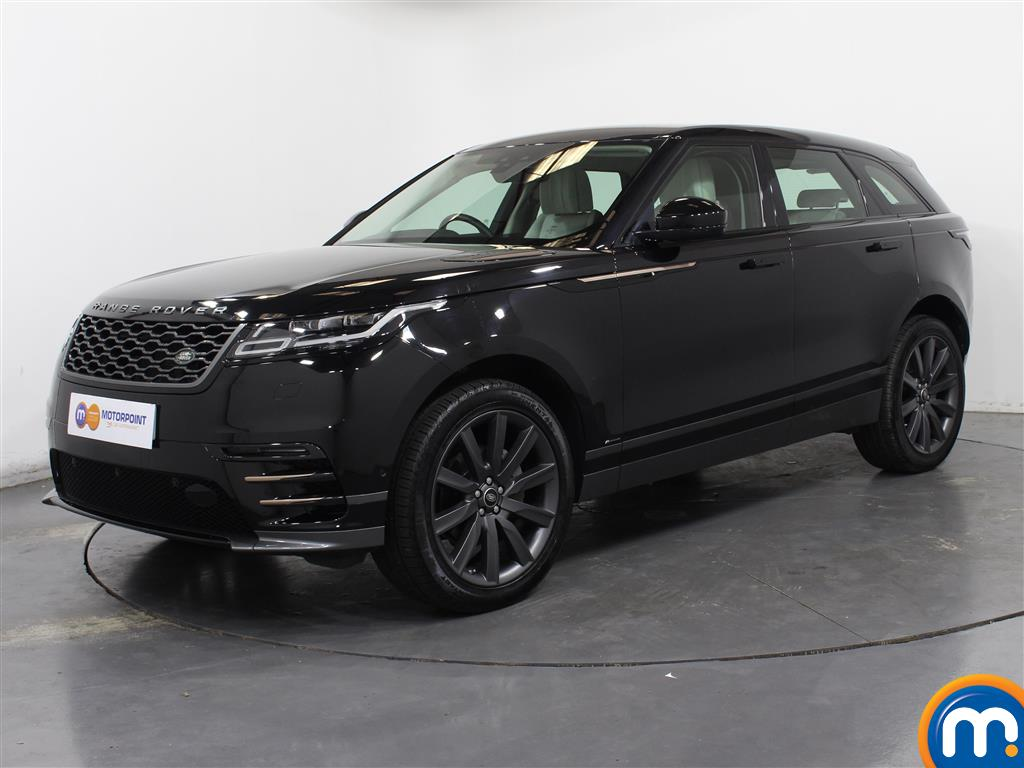 Land Rover Range Rover Velar R-Dynamic HSE - Stock Number 1052366 Passenger side front corner