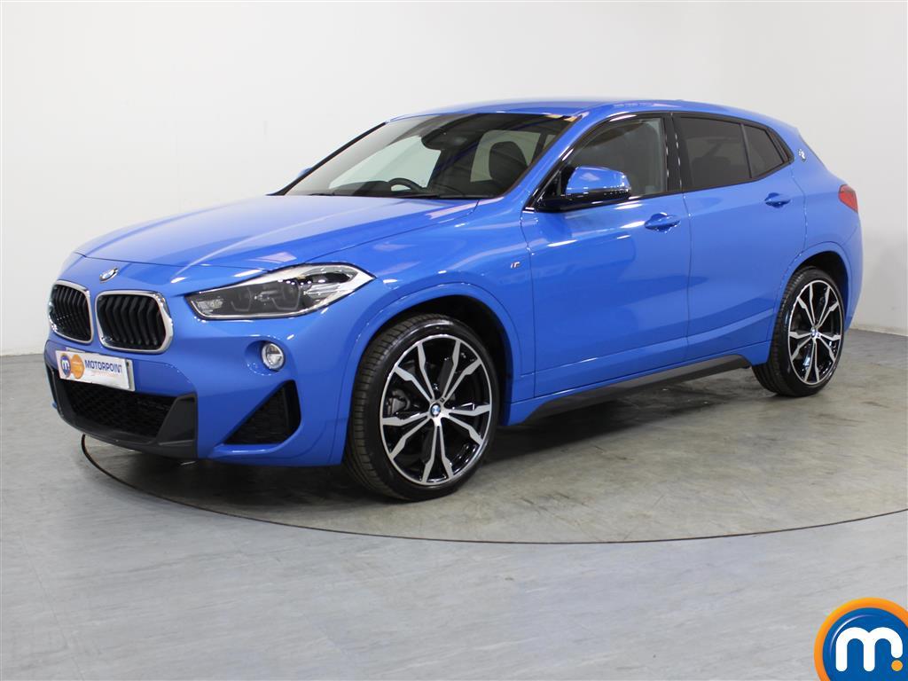 BMW X2 M Sport - Stock Number 1047602 Passenger side front corner