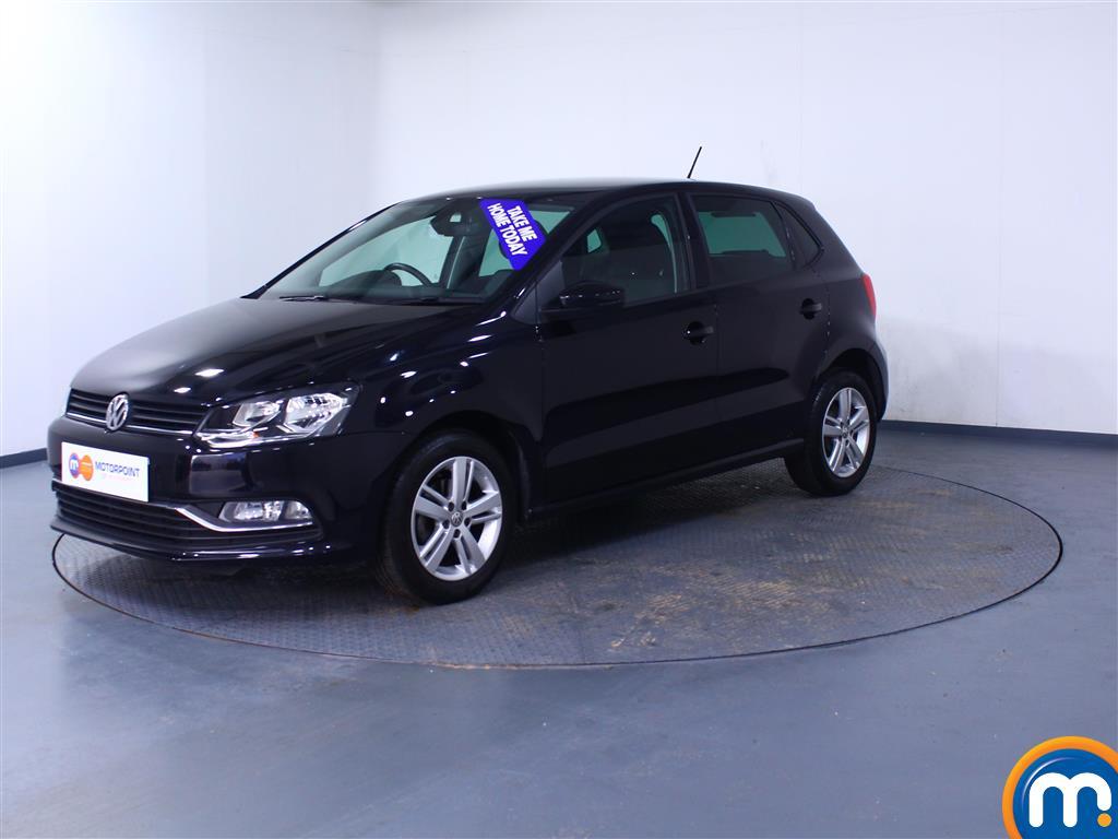 Volkswagen Polo Match Edition - Stock Number 1051317 Passenger side front corner
