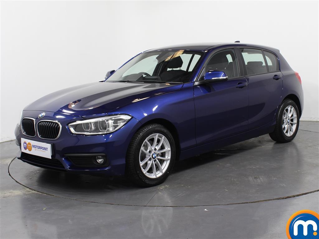 BMW 1 Series SE Business - Stock Number 1049566 Passenger side front corner