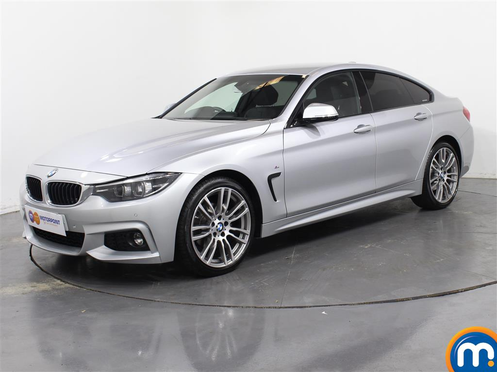 BMW 4 Series M Sport - Stock Number 1050058 Passenger side front corner