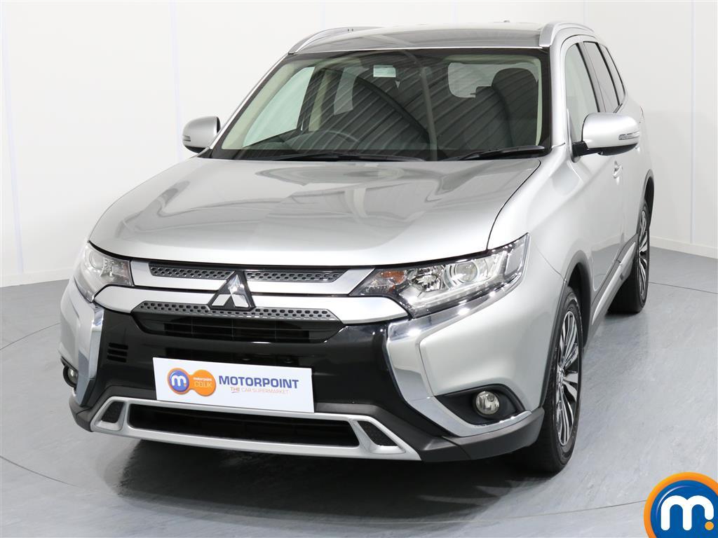 Mitsubishi Outlander Juro - Stock Number 1050864 Passenger side front corner