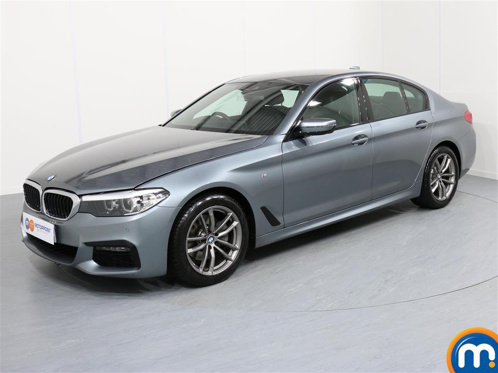 BMW 5 Series M Sport - Stock Number 1051643 Passenger side front corner