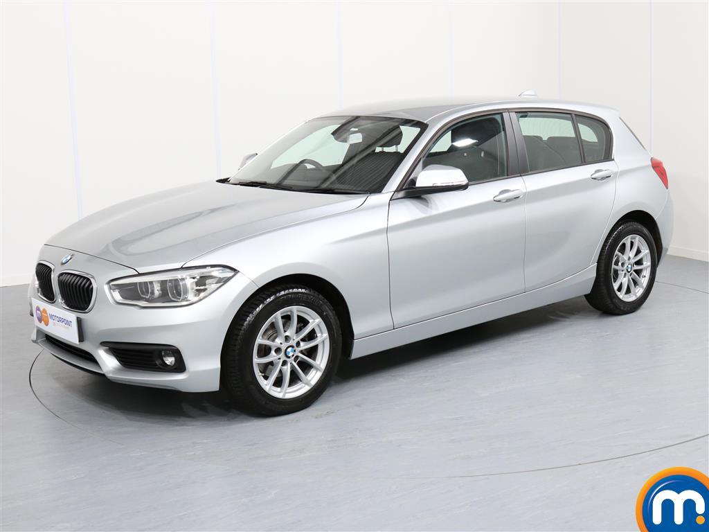 BMW 1 Series SE Business - Stock Number 1049458 Passenger side front corner