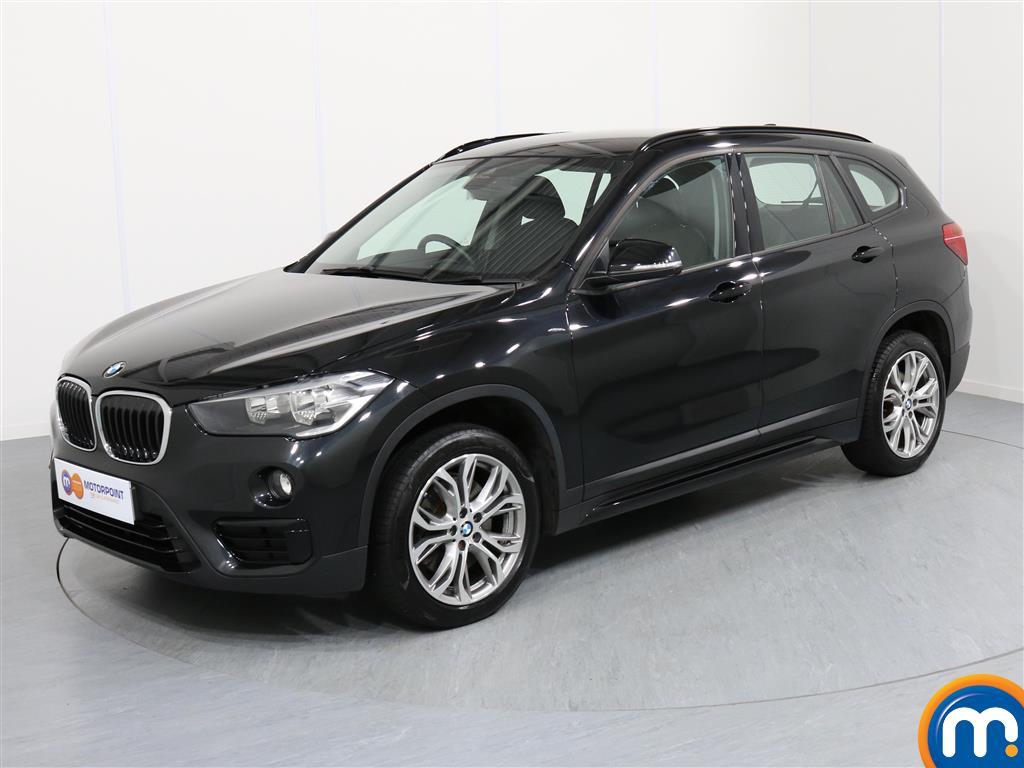 BMW X1 Sport - Stock Number 1050635 Passenger side front corner